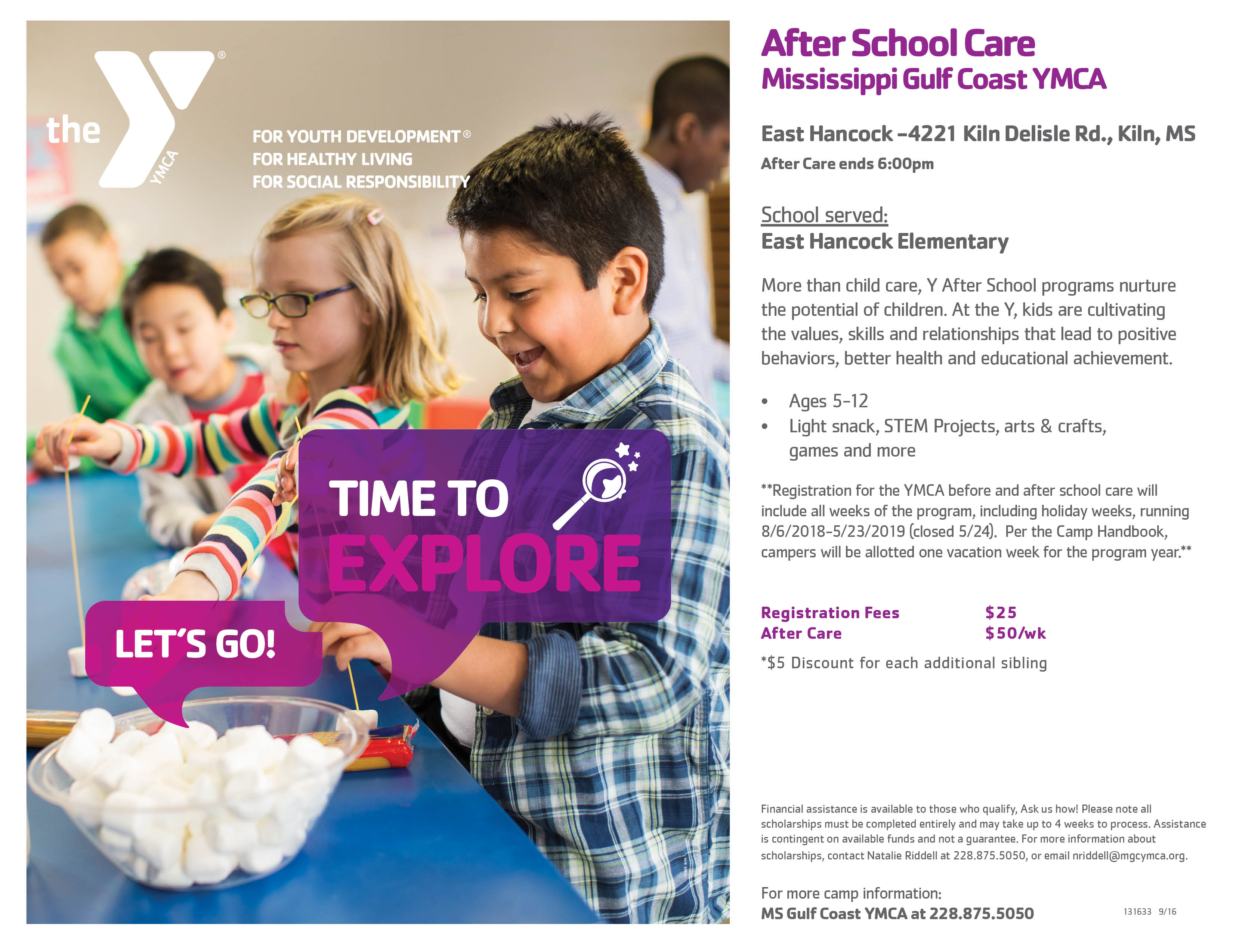 Before And After School Childcare Enrollment Forms And Draft